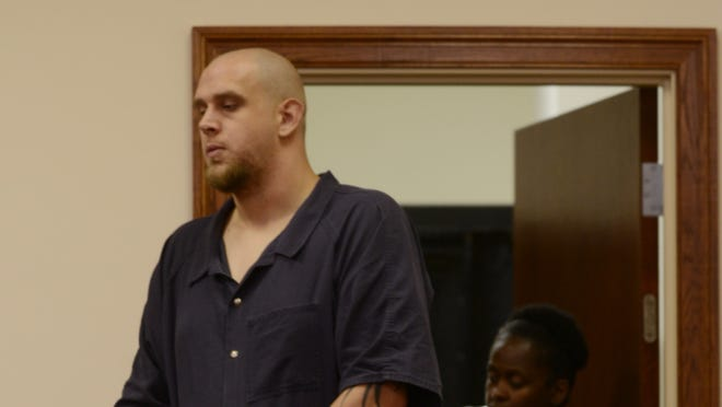Clayton Nelson appeared  in Jackson City Court Thursday afternoon for his preliminary hearing. Nelson is accused of killing his father, Jeffrey, and fleeing from the county.