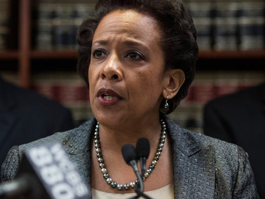 Loretta Lynch, U.S. Attorney