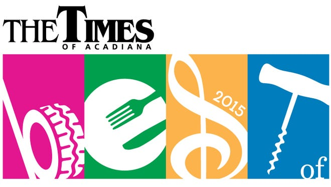 Times of Acadiana Best Of 2015