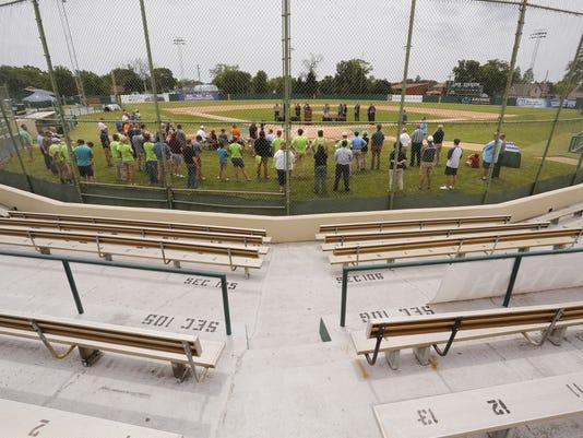 LAF Renovation plans announced for Loeb Stadium
