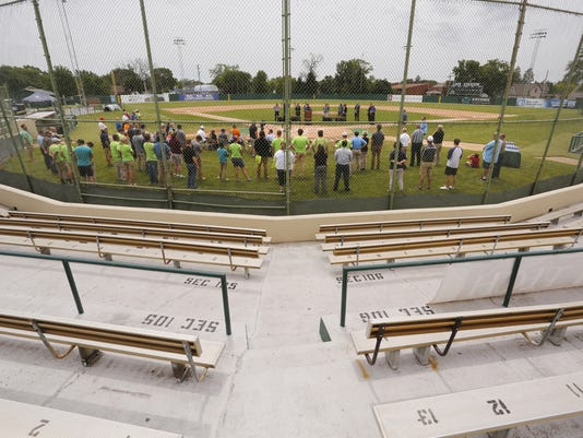 LAF Renovation plans announced for Loeb Stadium