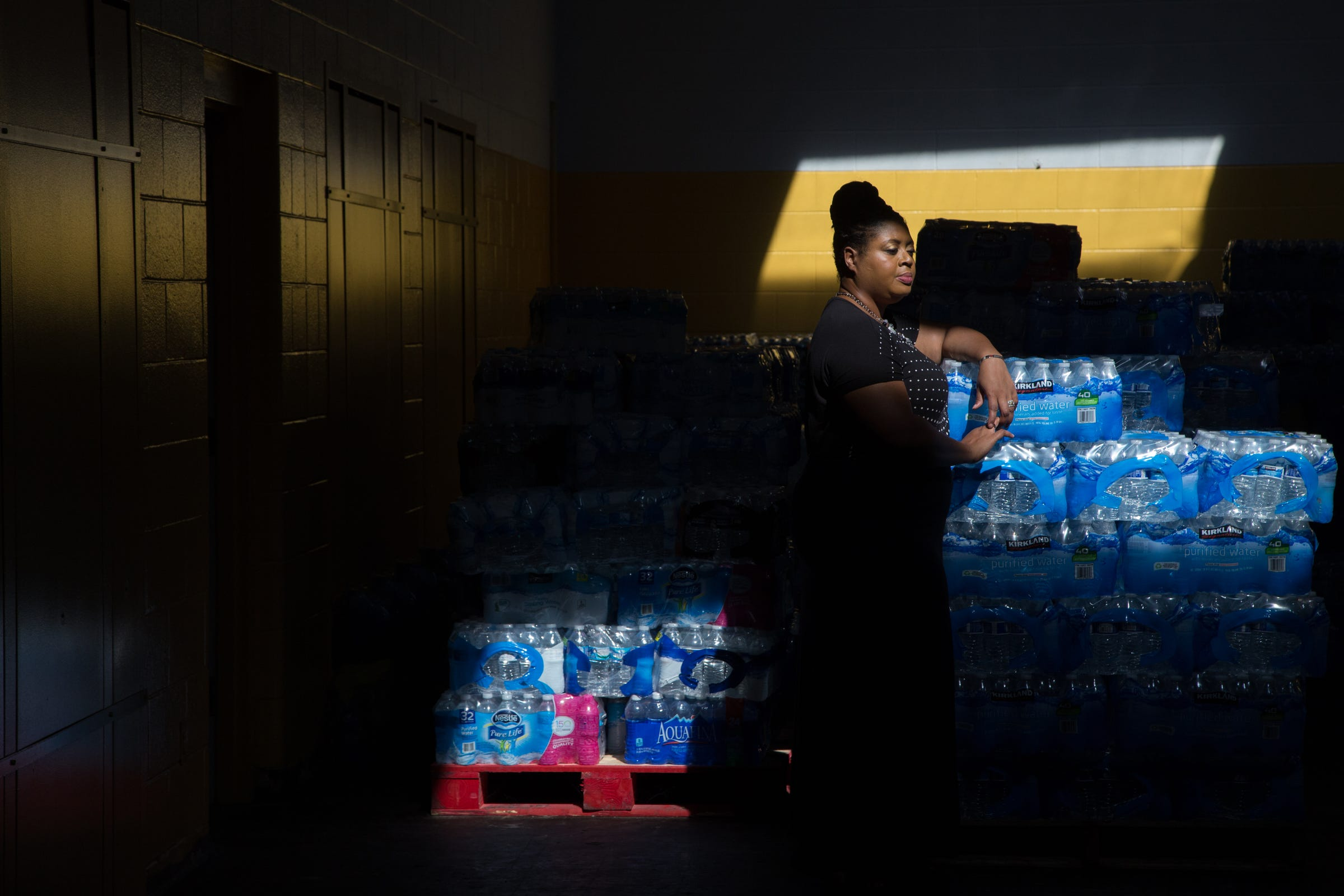 mental health Flint