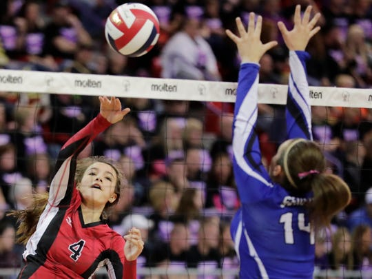 Newman Catholic's Rylie Vaughn committed to the University