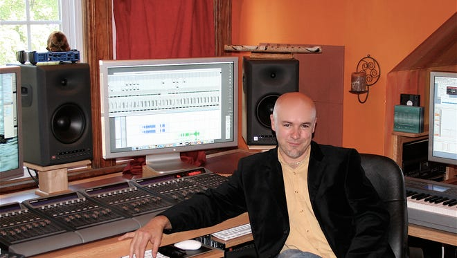 David Bourgeois, president and creative director for Voice Coaches.