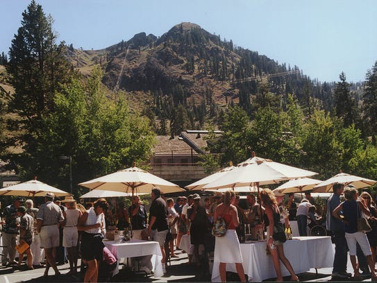 The 28th Annual Alpen Wine Fest returns Sept. 4 from