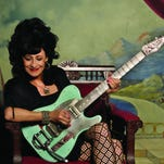 Rosie Flores plays the Wonder Bar in Asbury Park on Sunday night.
