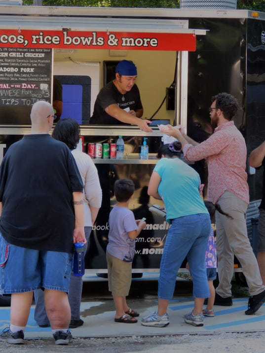 Pensacola Cooks Kitchen Food Truck