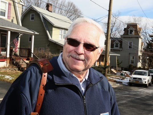 Letter carrier retires in South Nyack