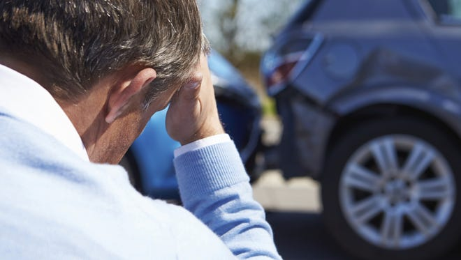Damage to your car in an accident may not always be readily apparent.