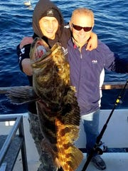 Mark DeLePlane of Woodland Hills caught a 21-pound
