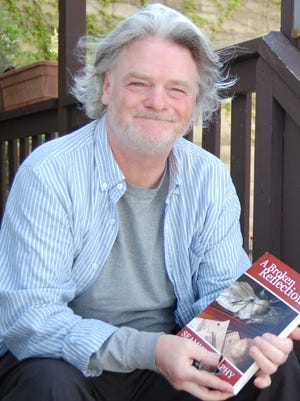 """Wisconsin author Seamus Murphy will release his first novel, """"A Broken Reflection"""" on Aug.1, 2017 at Book World in downtown Stevens Point."""