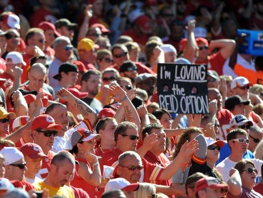 USP NFL_ New York Giants at Kansas City Chiefs