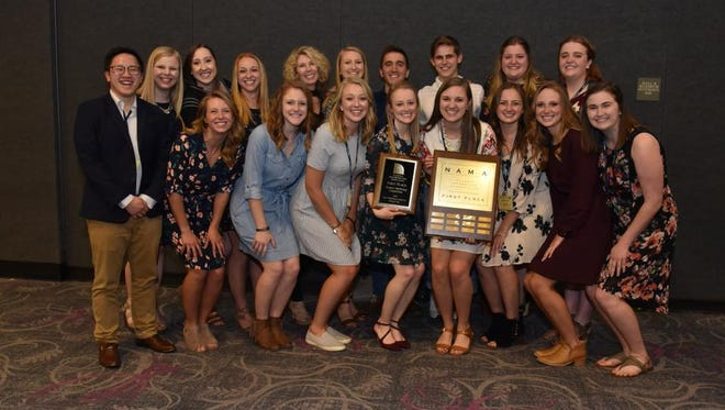 For the second time in four years, UW-Madison ag marketing students brought home first place honors at the NAMA Student Marketing Competition.