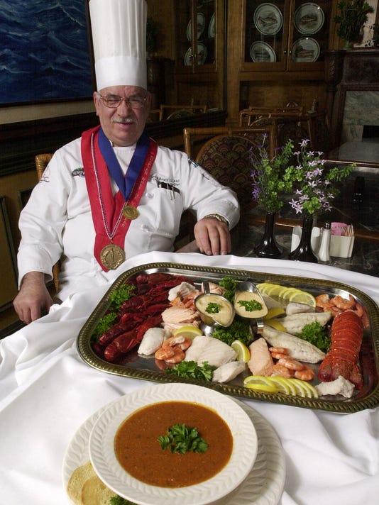 Chef Marcel Bonetti