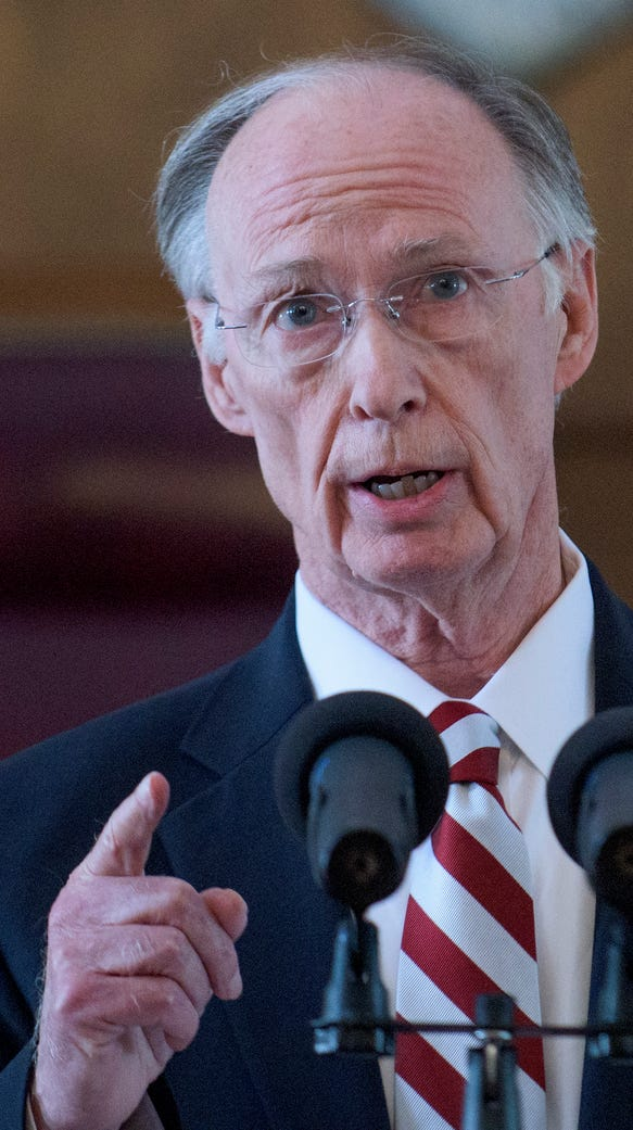 Governor Robert Bentley discusses the budget impact