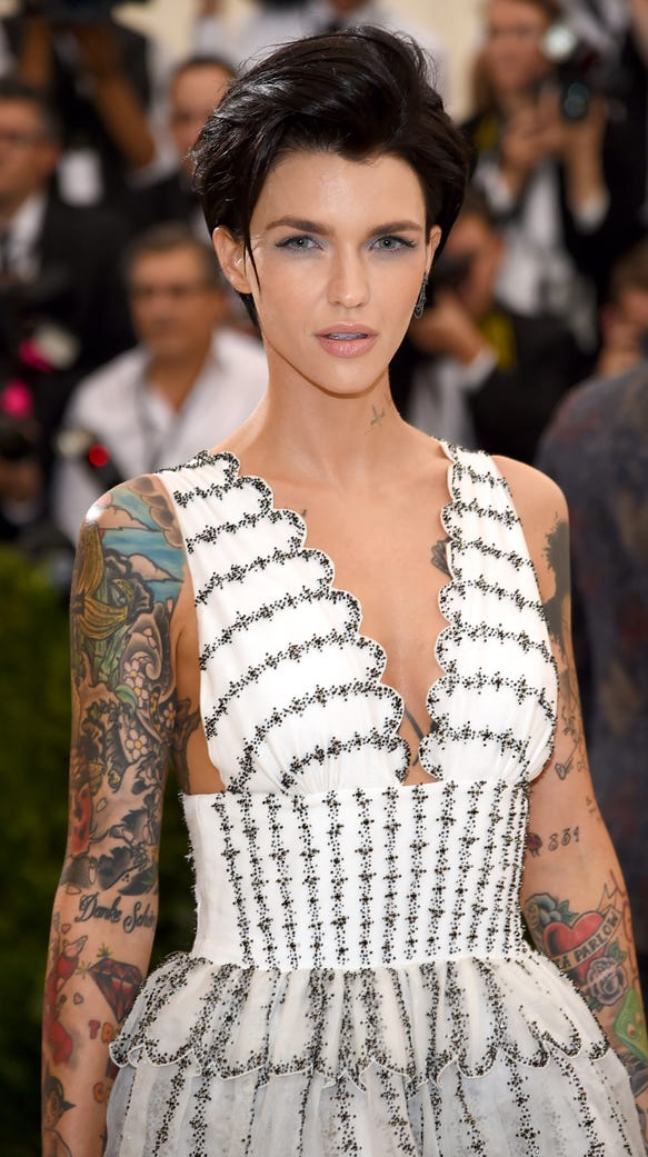 Ruby Rose sings in 'Pitch Perfect 3.'