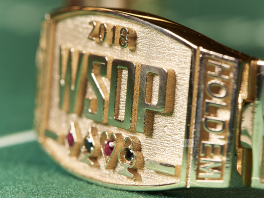 World Series of Poker tournament winners also receive