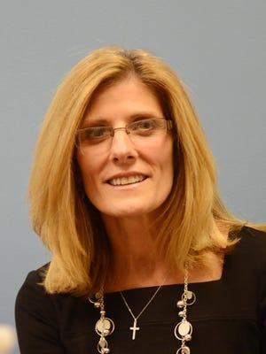 Kristin Corrado.