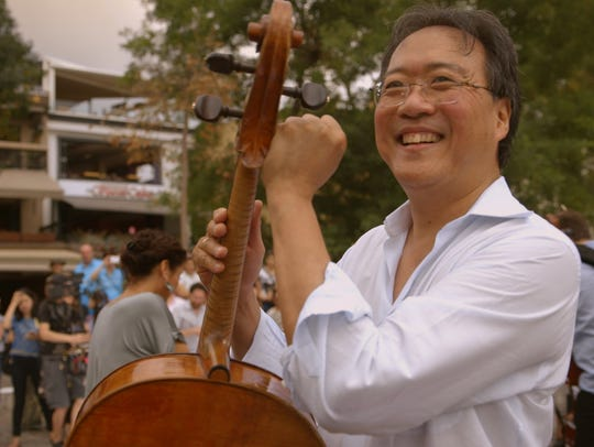 Yo-Yo Ma and Kathryn Stott will be in Phoenix on November 10, 2017.