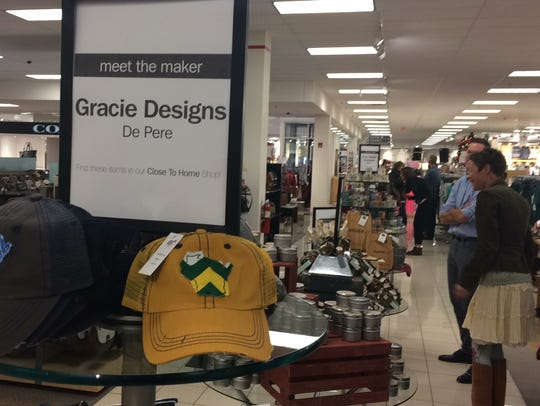 De Pere-based Gracie Designs has grown from a side