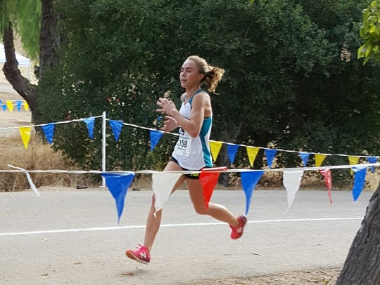 Malibu's Claudia Lane won the girls individual title