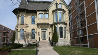 This year's Breast Cancer Showhouse is a historic Victorian/Gothic home at 1363 N. Prospect Ave. built in 1877.