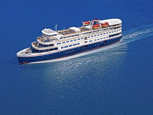 New Cruise Ship To Ply The Great Lakes - Best cruise ship songs