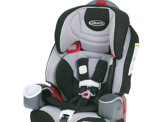 Millions of Graco child (but not infant) seats recalled