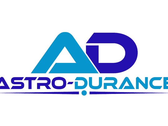 Astro Durance, a new brand of bungee cord workout systems,