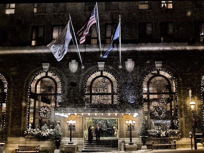 Hotel Bethlehem dates back to 1794.