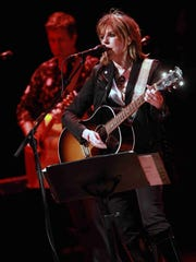 Lucinda Williams performs at The Grand in Wilmington in 2009.