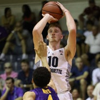 Marquette 94, LSU 84: Golden Eagles claw past Tigers for third place in Hawaii