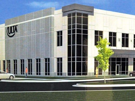 Beauty retailer ULTA to bring 537 jobs to Greenwood