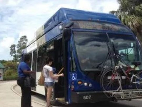 Traditional bus service would evolve over the next