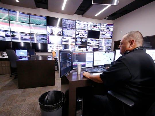 Socorro Independent School District lead dispatcher