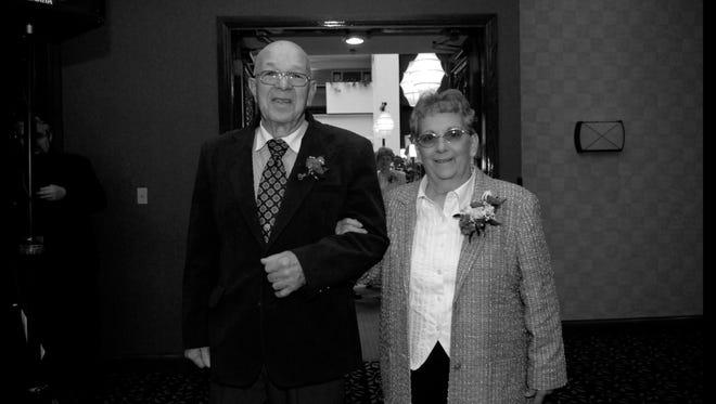 JoAnn and Richard E. Fletcher