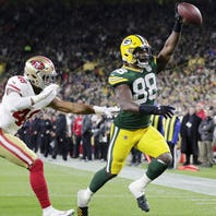 Replay: Packers vs. 49ers game blog