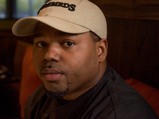 Chef Quintin Davis at Firebirds Wood Fired Grill in
