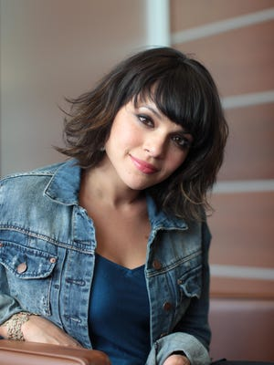 Norah Jones closes her fall tour at the Capitol Theatre on Sunday. Jones promises fans will have new music from her soon.