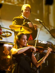 Mannheim Steamroller presents Christmas music in 18th century classical rock style.