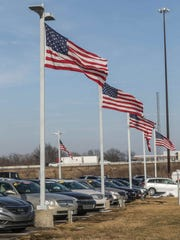 Tom Ackerly, general manager of Ray Skillman Northeast Buick GMC, said 2015 was a record-setting year and he expects to surpass it by 10 to 15 percent in 2016.
