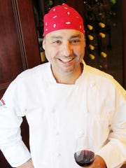 George Formaro redefines the classic Italian steakhouse at an event in April.