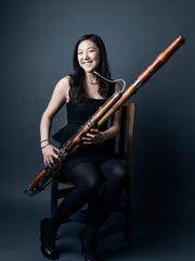 Bassoonist Catherine Chen will play a leading role in the Milwaukee Symphony's Sept. 29-30 concerts.