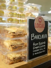 "Kuzina Baklava is one of several local companies that has ""hatched"" in the Cherry Hill Whole Food Hatchery."