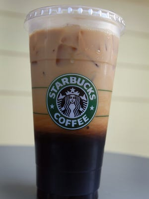 Starbucks is testing coffee ice cubes in some locations.
