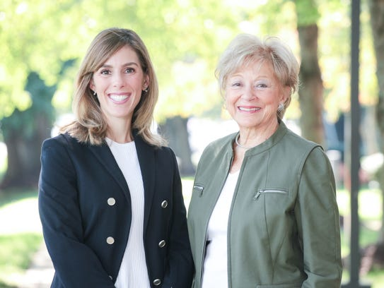 Jessica Averbuch and Shirley Zeitlin.