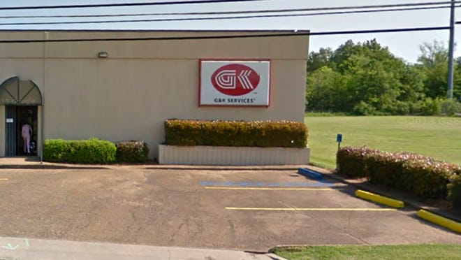 G&K Services in Jackson, Miss.