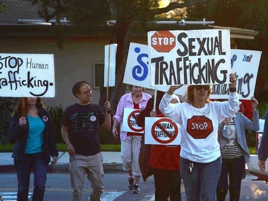STOP Human Trafficking 2