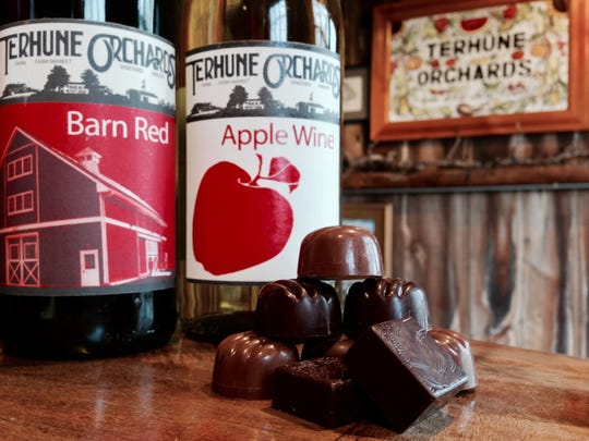 Don't miss the Wine and Chocolate Trail Weekend at