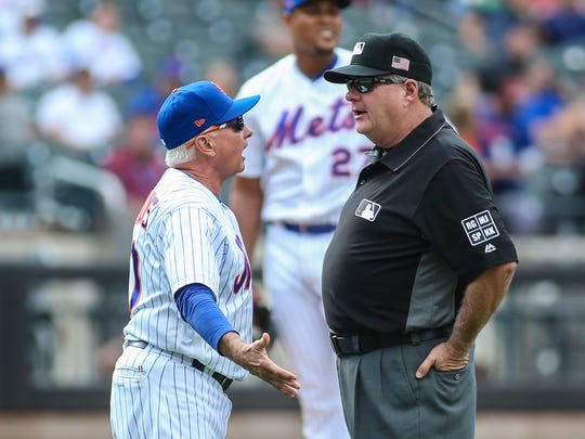 Sep 10, 2017; New York City, NY, USA; New York Mets